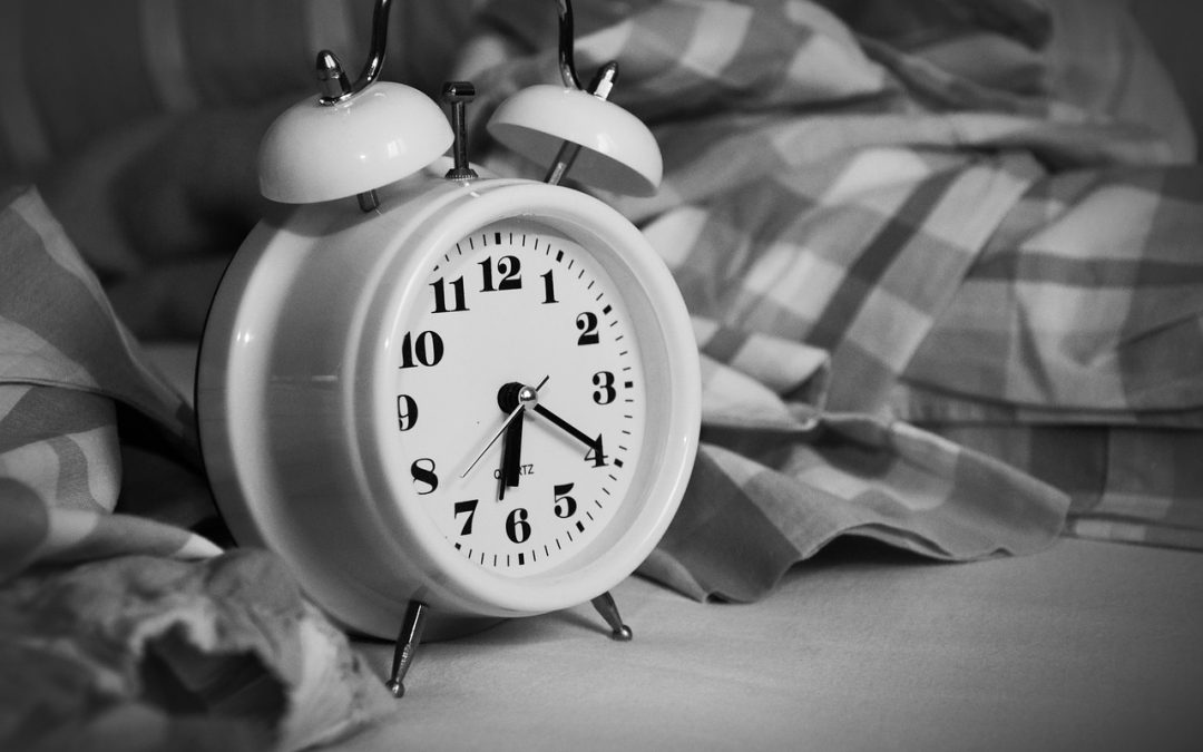 A good night's sleep – My top tips